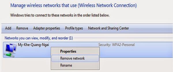 Vì Sao Máy Tính Không Vào Được Mạng Sau Khi Đổi Mật Khẩu Wifi 2