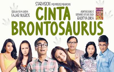 sinopsis+cinta+brontosaurus Sinopsis Film Cinta Brontosaurus Raditya Dika