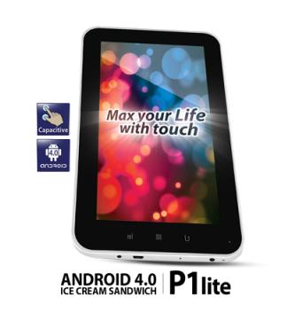 Spesifikasi Tablet MoviMax P1 Lite: