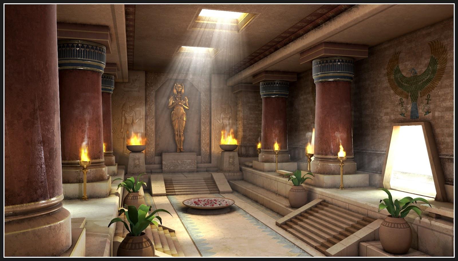 Egyptian Palace (Interior)