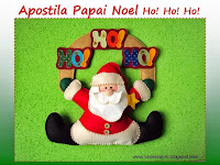Apostila Papai Noel Ho Ho Ho