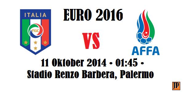 Italia vs Azerbaijan