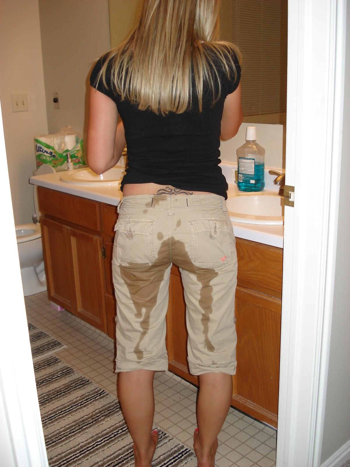 Wife Peed Her Pants