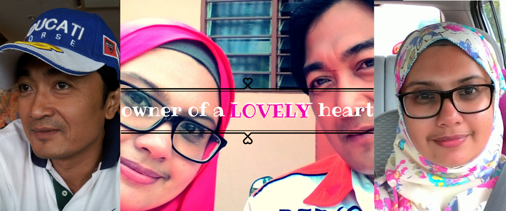 ..owner of a LOVELY heart..