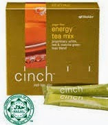 energy booster cinch energy tea mix