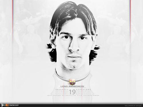 image of messi