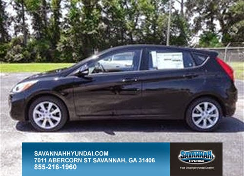 Savannah Hyundai, 2014 Hyundai Accent, Savannah, GA