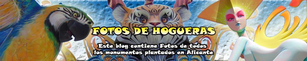 Fotos de Hogueras