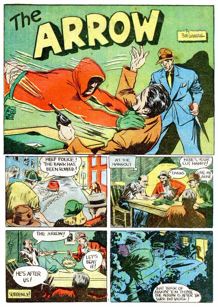 hogans alley comic strip
