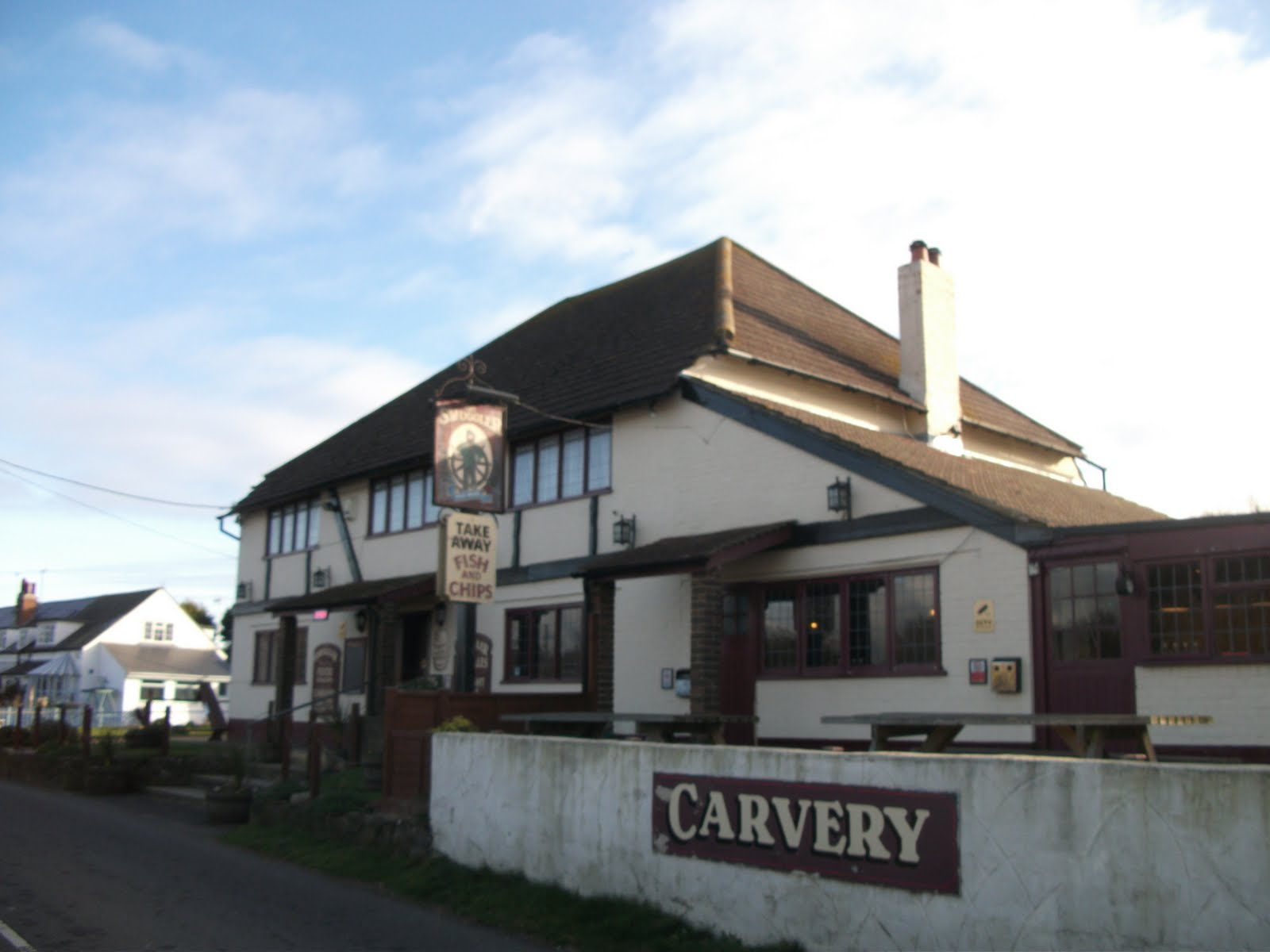 The Beermeister S Blog A Midwinter Pub Crawl In Pett
