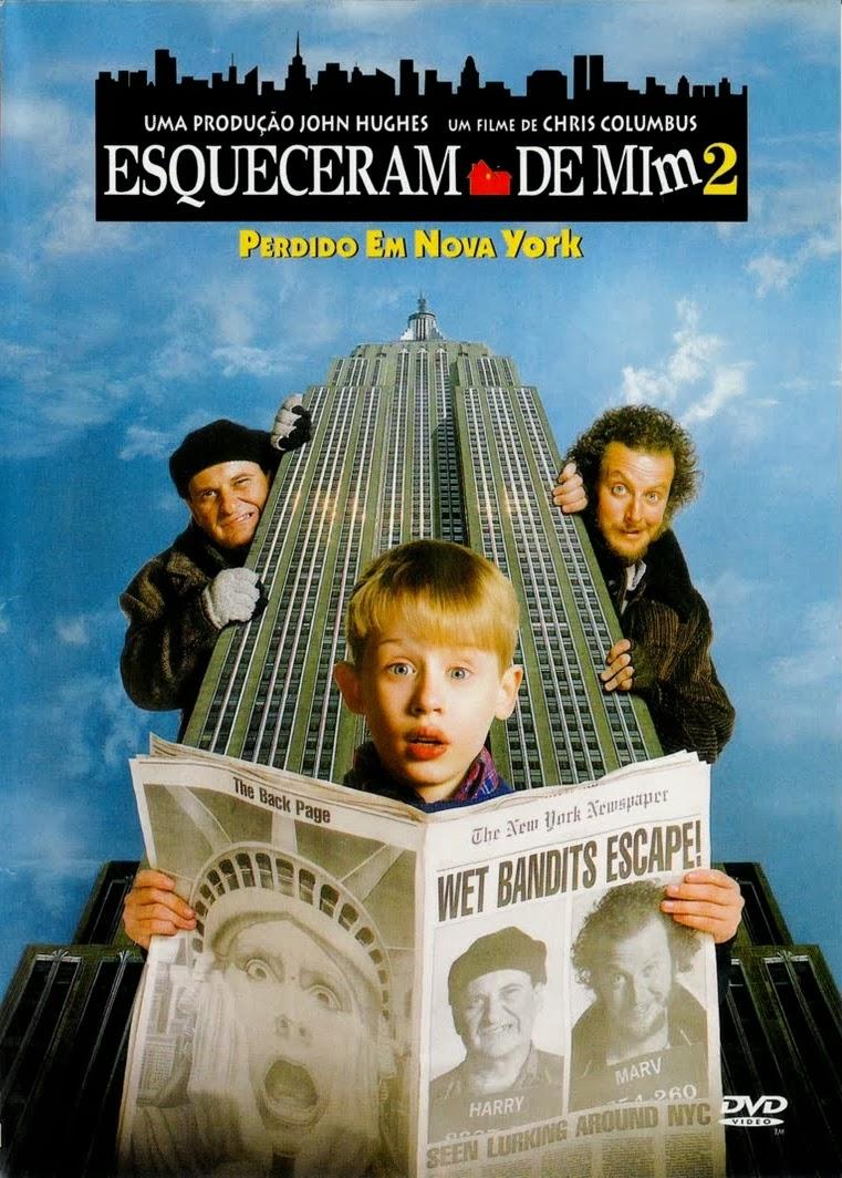 Esqueceram de Mim 2: Perdidos em Nova York – Dublado (1992)