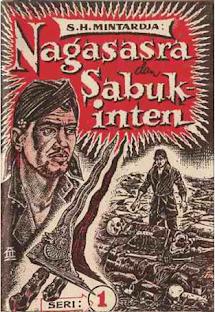 Nostalgia Cerita Silat Karya SH Mintardja : NAGASASRA SABUK INTEN