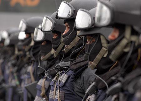 38 Anggota TNI Dilatih Operasi Khusus Melawan Terorisme