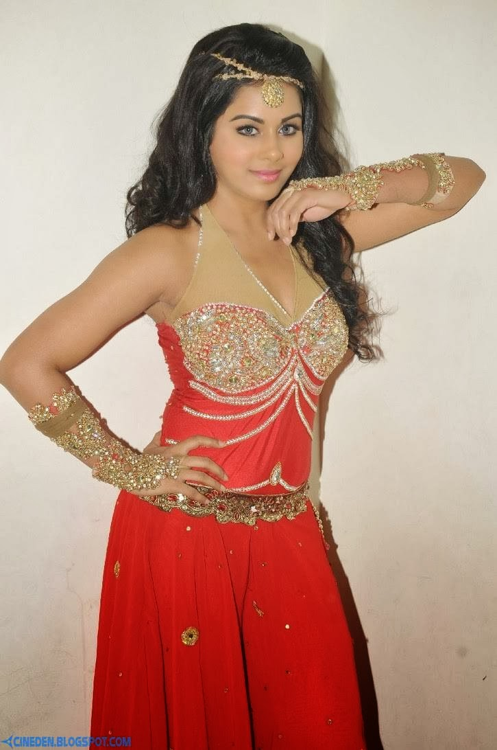 Rachana Maurya Hot at Varna Audio Launch - CineDen