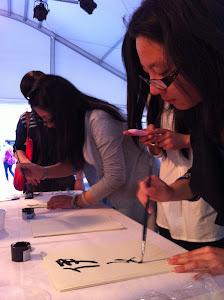 taller de escritura china