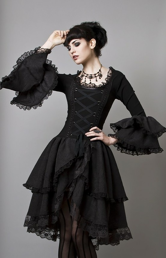 Devilinspired Punk Clothing: Gothic Punk Clothes for Women