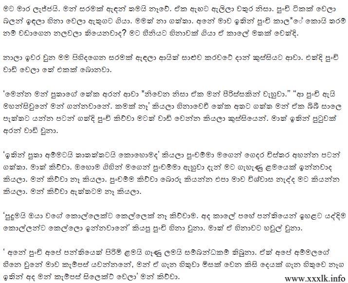 Nethi kathawak 1 sinhala wela katha and wala katha stories sinhala