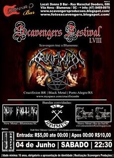04.06.11 - Scavengers Festival LVIII