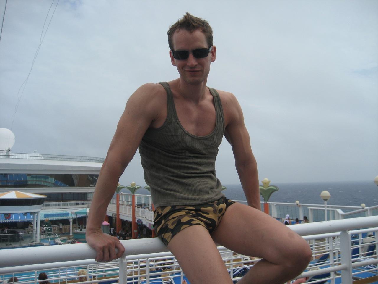 brett clark gay