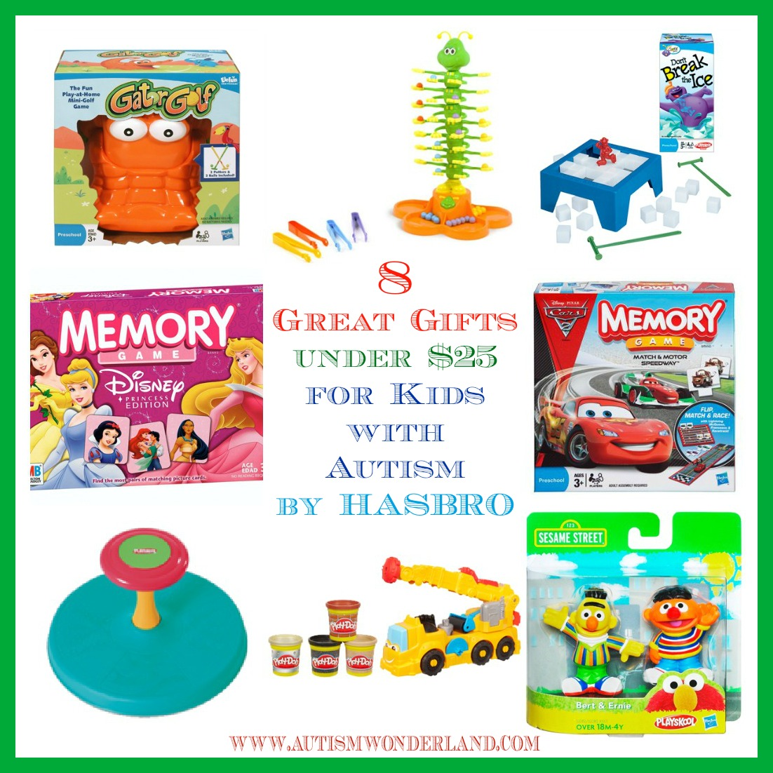 AutismWonderland 8 Great Gifts Under 25 For Kids With