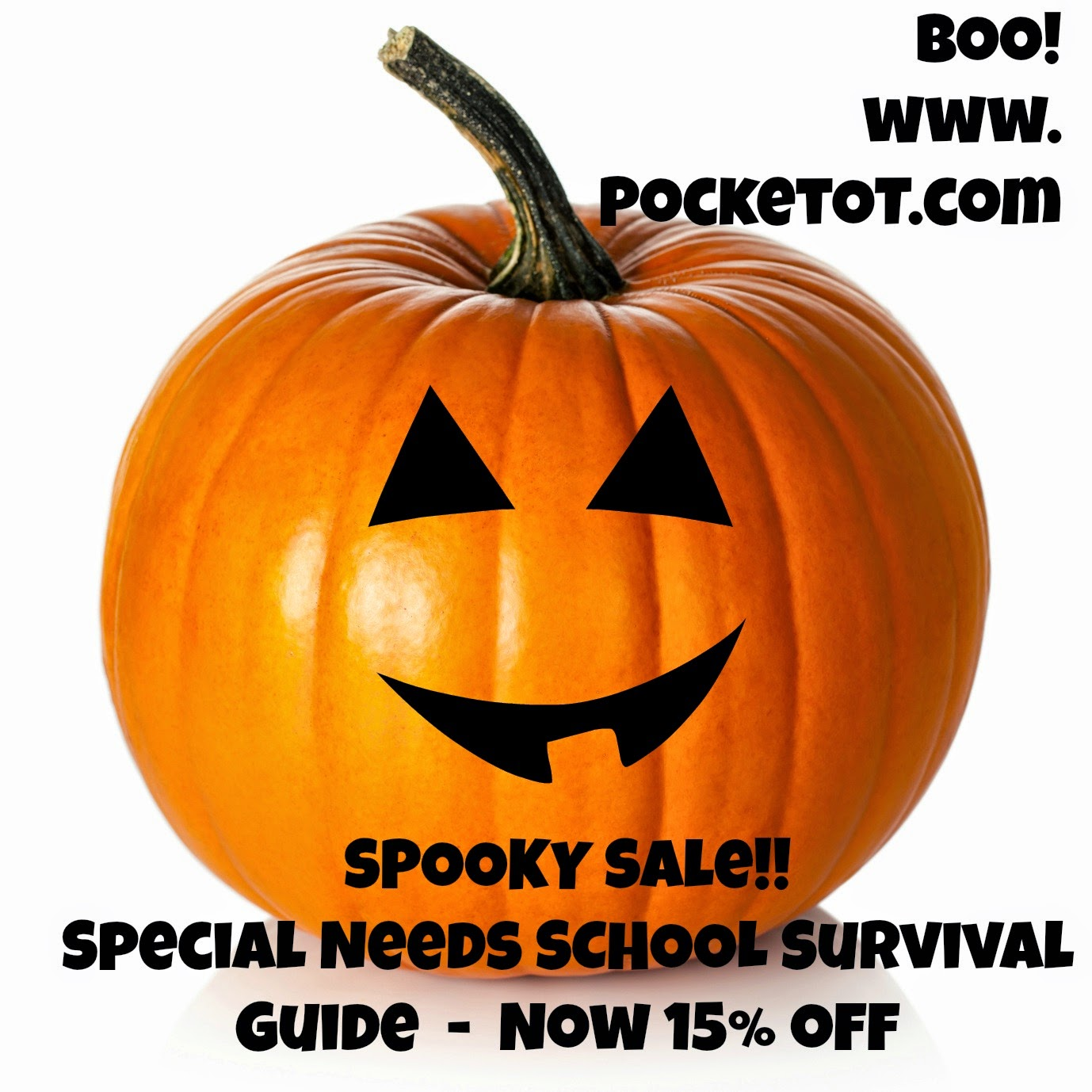 SCARY Sale....15% off this week!