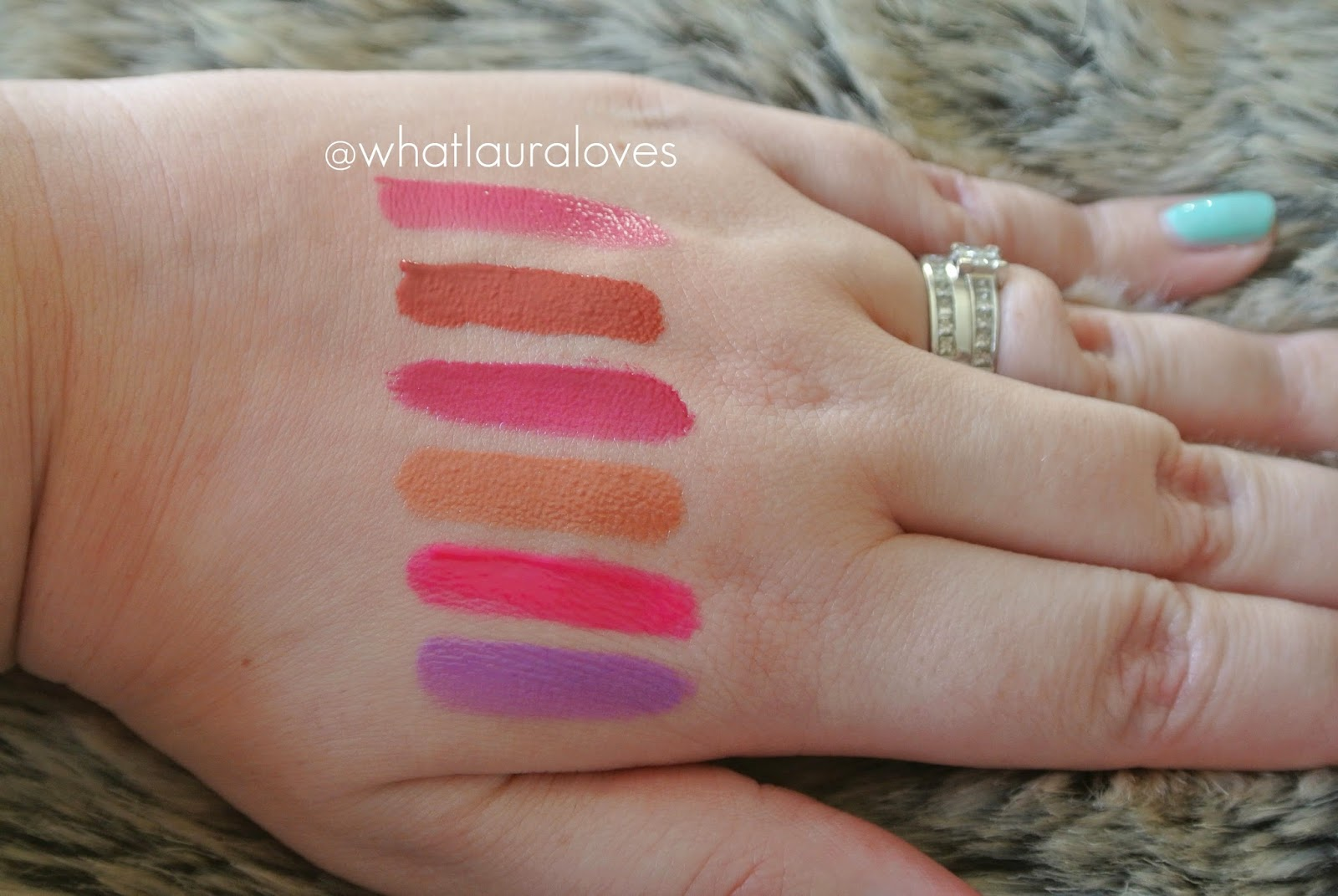 Makeup Revolution Salvation Intense Lip Lacquer Review and Swatches