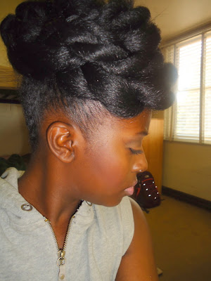 Inspiration: Natural Hair Styles