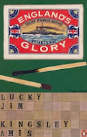 Lucky Jim by Kingsley Amis book cover