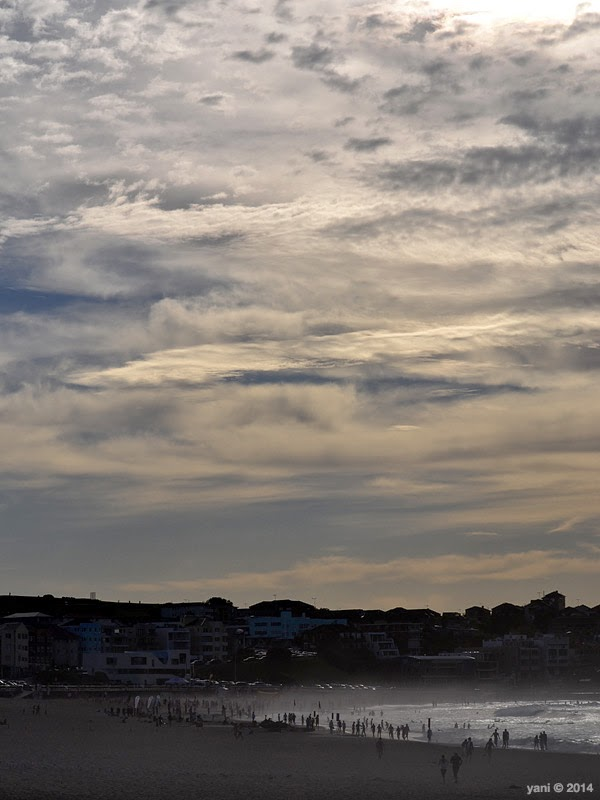 bondi cloud cover