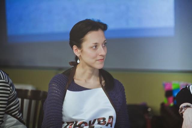 Ольга Лаврентьева, кулинарный блогер, фуд-блогер