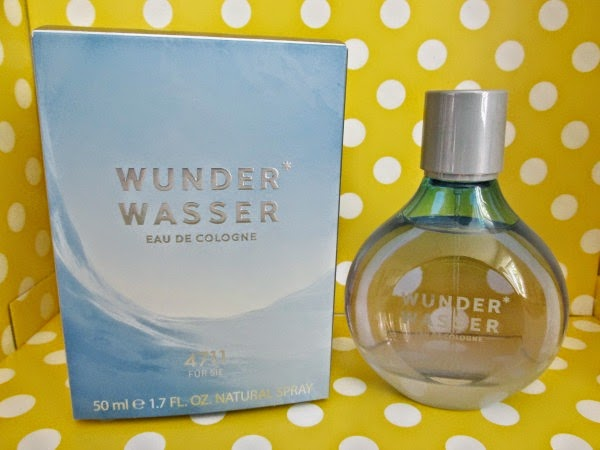 4711 Wunderwasser Für Sie - dm Lieblinge Mai 2014