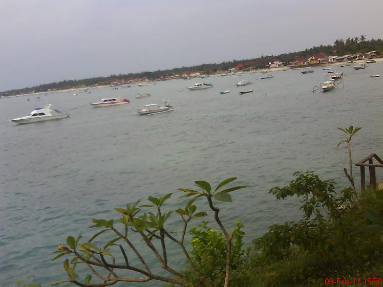 Jungutbatu beach, lembongan
