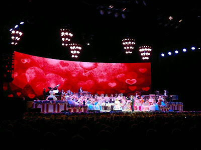 Concierto de Andre Rieu en Amsterdam