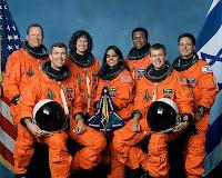 Columbia Crew STS-107