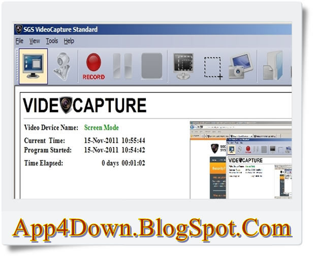 SGS VideoCapture 3.1.1 For Windows Latest Download