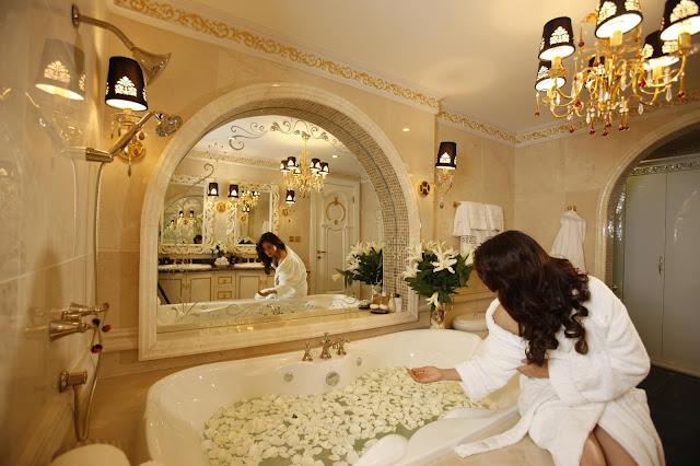 sửa chữa bồn tắm sục massage