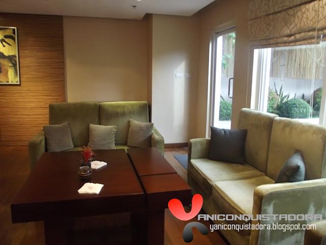 The Den in Marriott Hotel Manila