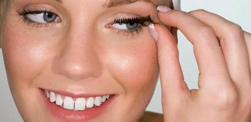 cara memakai bulu mata palsu untuk pemula