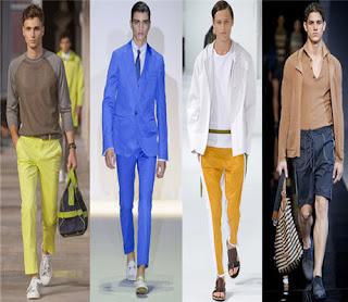 Fashion Trends Summer 2013 Men