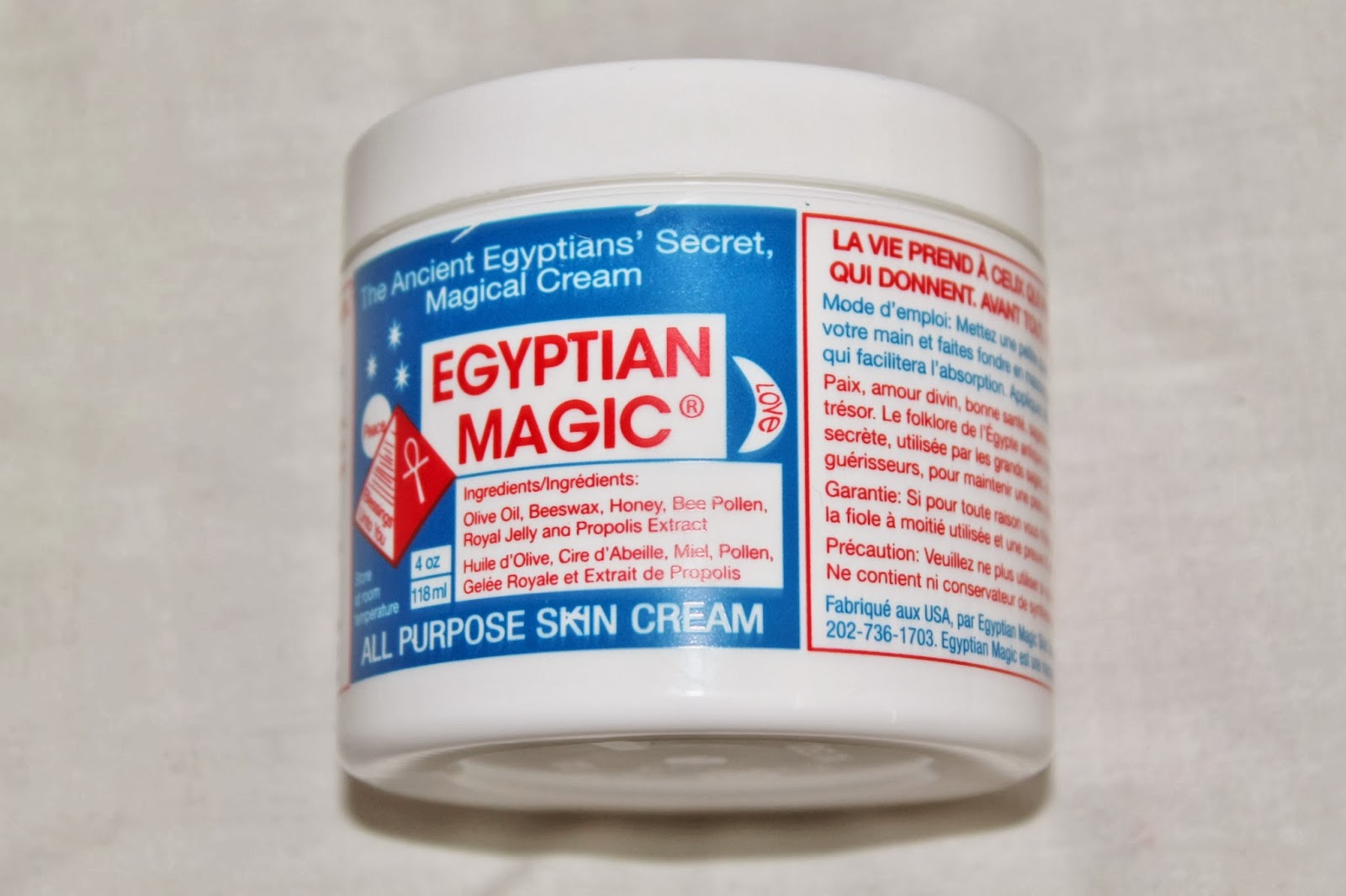 diary of a makeup geek blog egyptian magic skin cream review. Black Bedroom Furniture Sets. Home Design Ideas