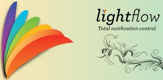 Notification ေတြကိုေရာင္စံုသတ္မွတ္ေပးႏိုင္တဲ့- Light Flow - LED&Notifications v3.60.5 APK