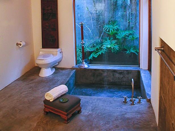Asian bathroom design for Asian bathroom design