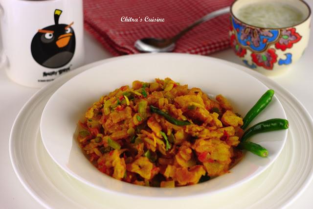 Kothu Parotta(Egg and Eggless)