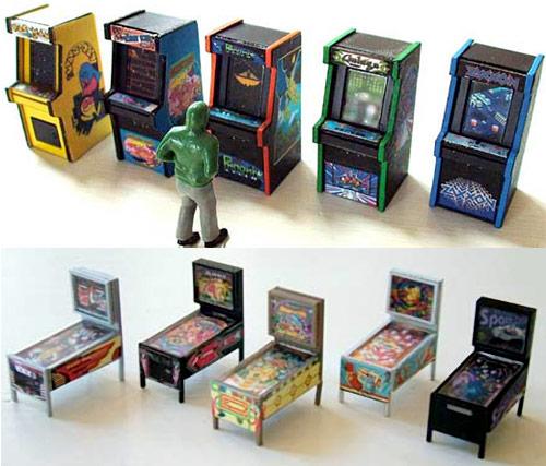 mundo das Miniaturas