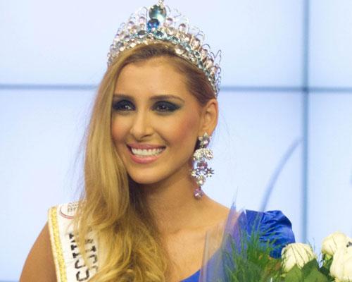 Miss Mundo Brazil 2012 winner