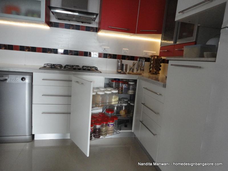 Kitchen Countertop Material Bangalore : Elita Promenade - One More Kitchen