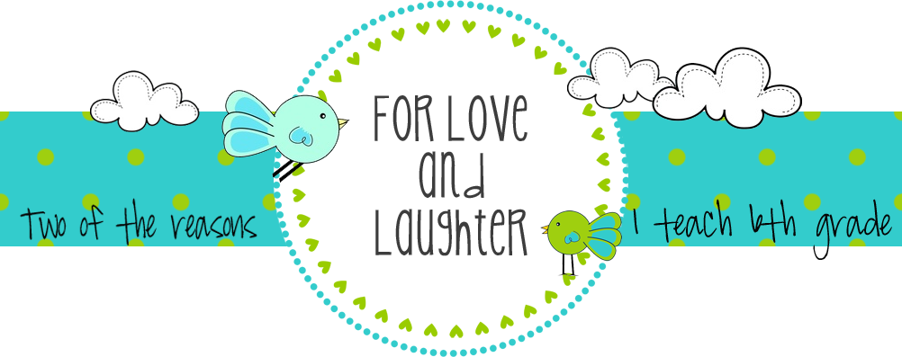 For Love and Laughter