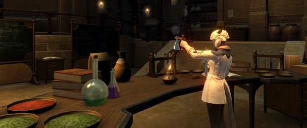 Final Fantasy XIV Alchemy Materials & Ingredients List