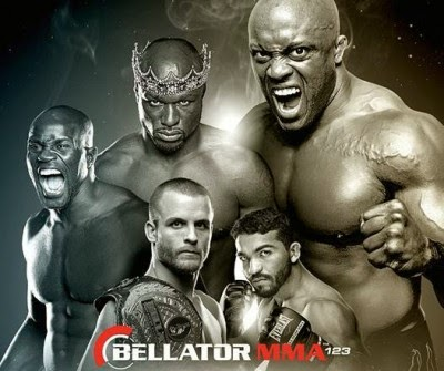 Bellator 123: Curran vs Pitbull 2 Fight Card