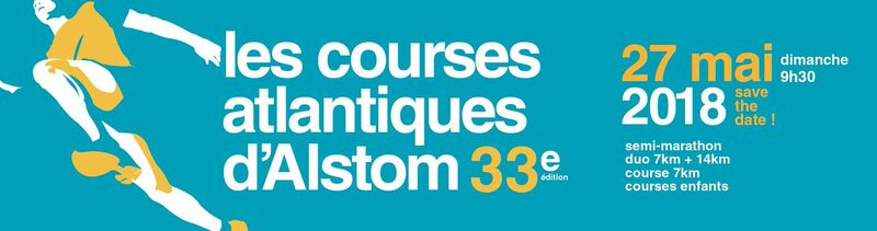 Course Alstom 2018 - 33e Courses Atlantiques d'Alstom - Semi Marathon Aytré La Rochelle